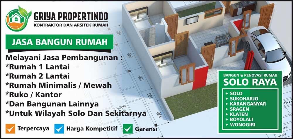 Jasa Arsitek dan Desain Rumah di Kota Solo Surakarta