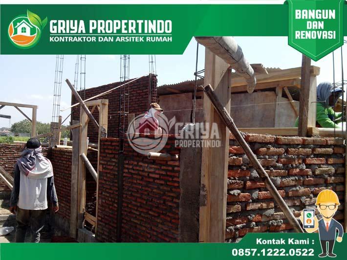 Jasa Borongan Bangun Rumah per Meter di Solo
