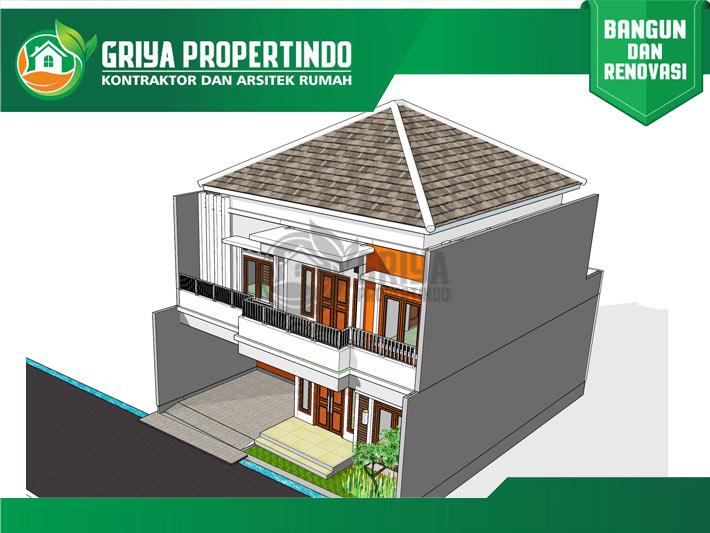 Jasa Desain Rumah Minimalis Modern di Kota Solo