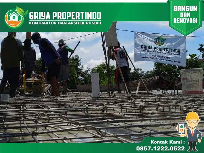 Membangun Rumah Bertingkat Di Solo harga murah