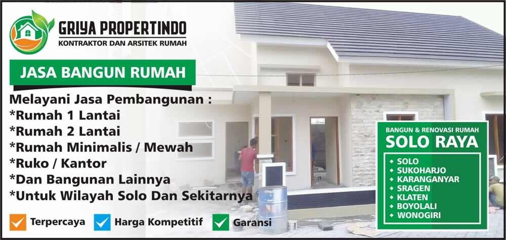 Membangun Rumah di Solo dengan Model Rumah Minimalis