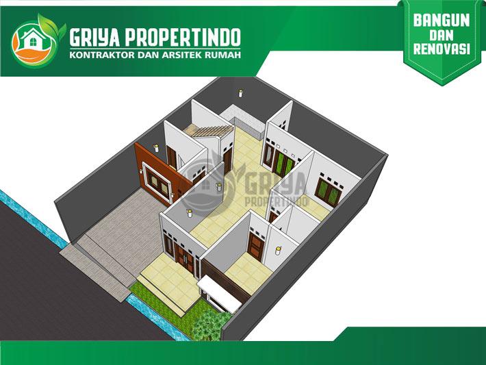 jasa arsitek DAN BANGUN rumah di solo