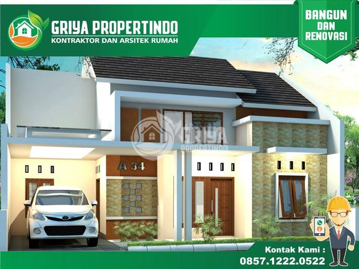 Jasa Desain Rumah Minimalis di Solo Surakarta