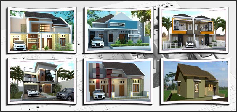 jasa desain rumah minimalis di solo