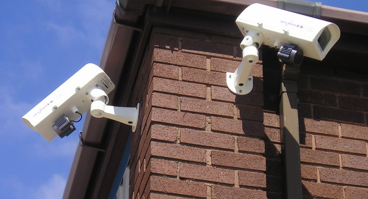 mencegah pencuri dan perampok -Rumah-dengan-CCTV