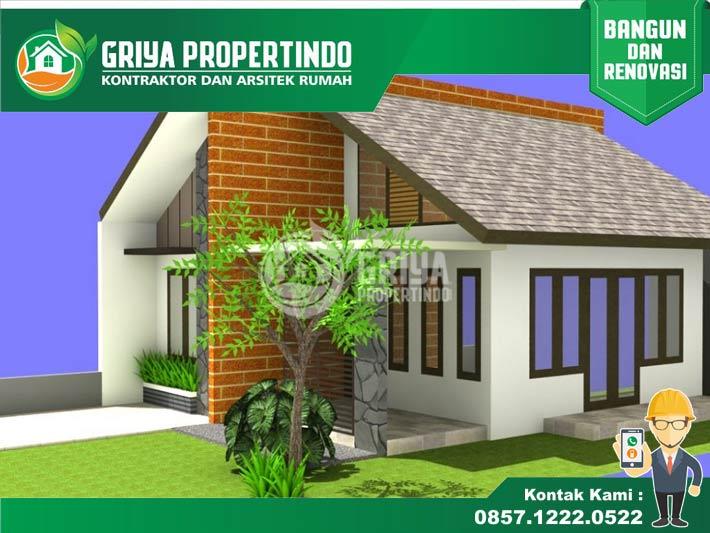 Model Teras Rumah Samping Depan Dan Belakang Griya Propertindo