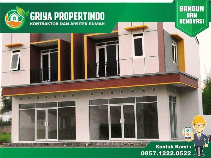 Bangun Ruko Hemat Biaya di Solo Surakarta