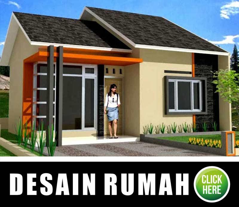Desain Rumah Bata Merah Sederhana