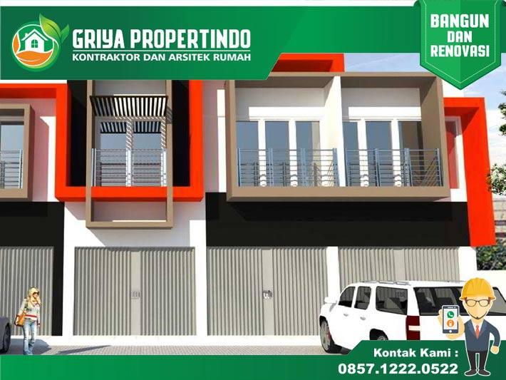 Jasa Arsitek Desain Rumah dan Ruko di Kota Solo