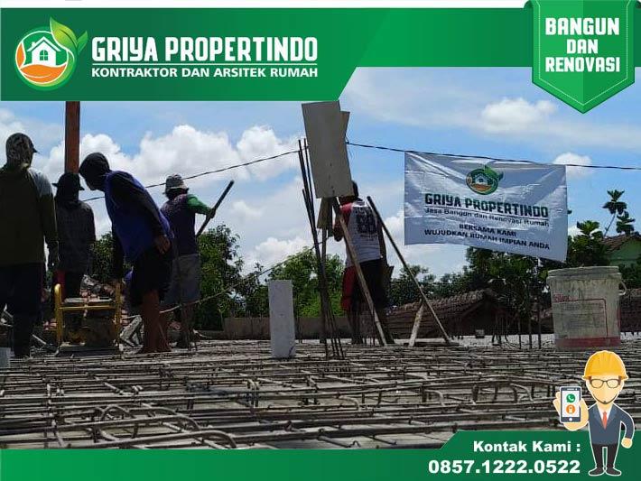 Jasa Arsitek Kontraktor Bangun Rumah Per Meter Di Solo murah