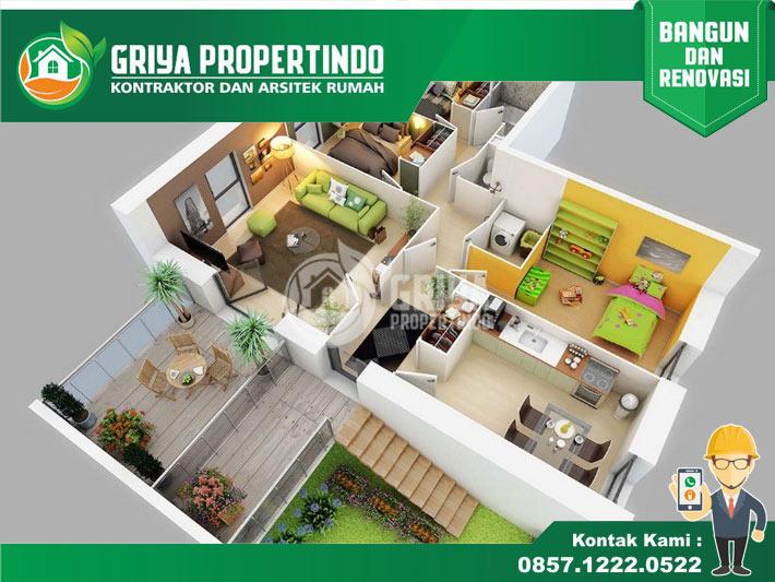 Jasa Arsitek dan Desain Interior di Kota Solo