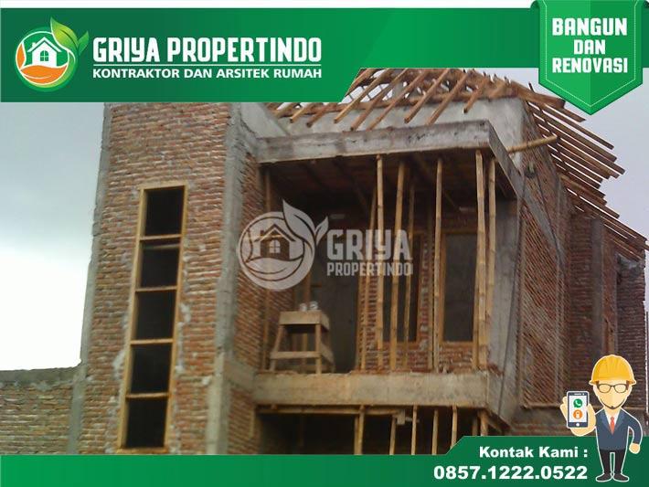 Jasa Bangun Rumah 2 Lantai di Sukoharjo