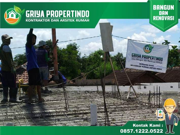 Jasa Borongan Bangun Rumah per Meter di Solo Surakarta murah terbaik