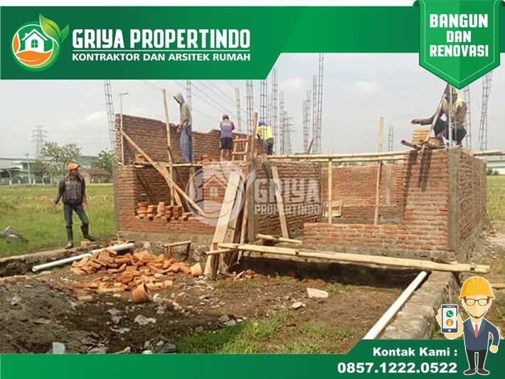 Kontraktor Jasa Bangun Rumah di Sukoharjo murah