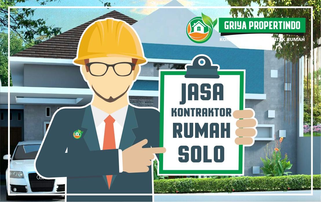 Kontraktor Renovasi Rumah Terbaik dan Murah di Solo Surakarta