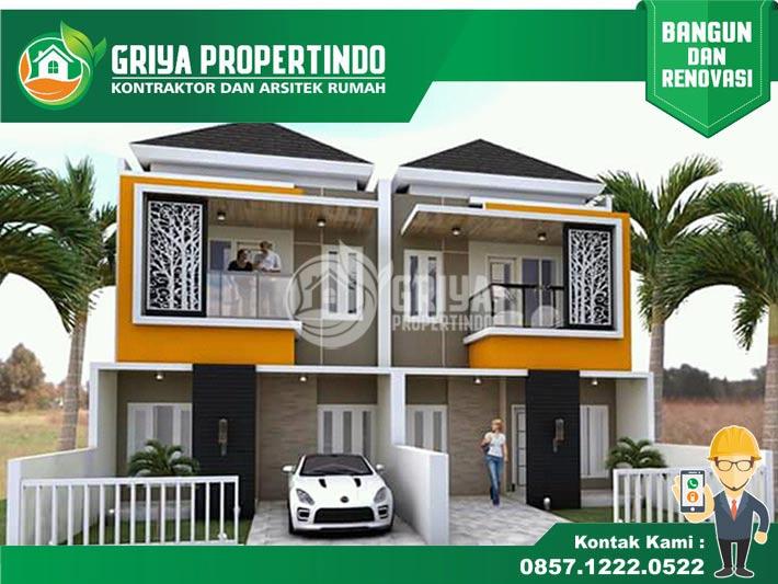 jasa Membangun Rumah 2 Lantai di Kota Solo