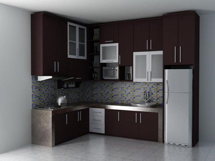 Tips Memilih Kitchen Set Untuk Dapur Rumah Minimalis Di Kota Solo