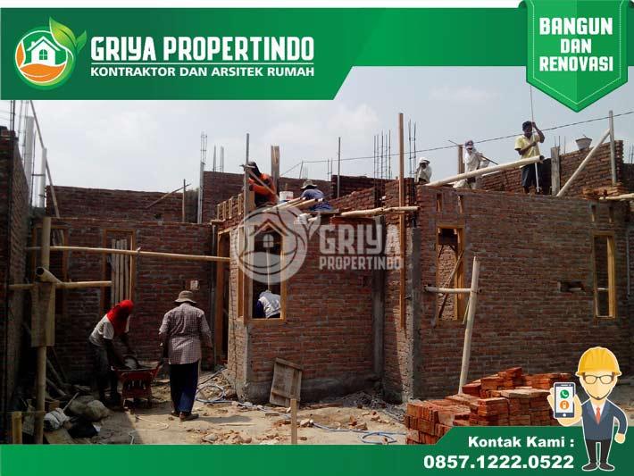 jasa Pemborong Rumah Per Meter Persegi di Solo