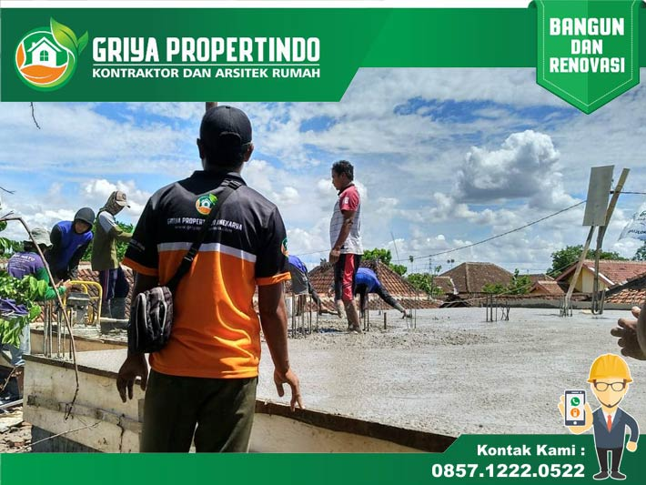 Jasa Borongan Bangun Rumah di Solo 2019 Per Meter Persegi murah