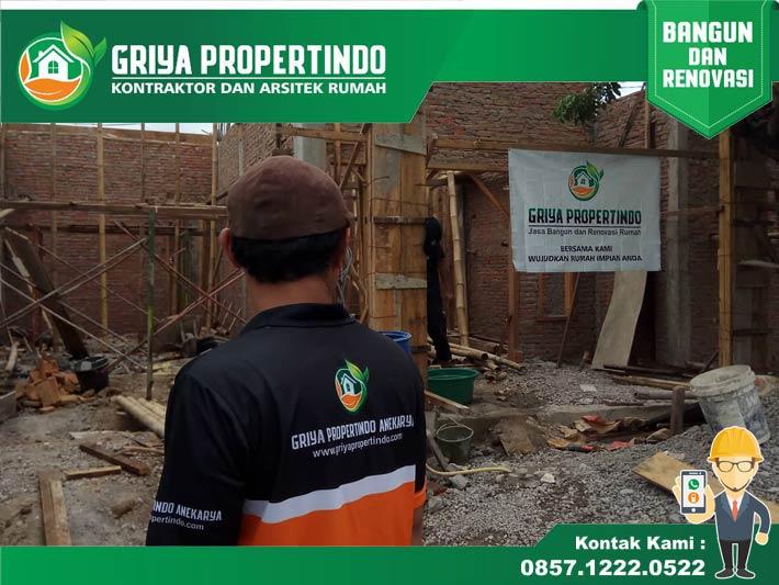 Jasa Borongan Bangun renovasi Rumah di Solo 2019 Per Meter Persegi murah